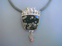 Liane Redpath Bellingham pendant jewelry