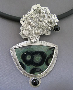 Liane Redpath metalsmith jewelry
