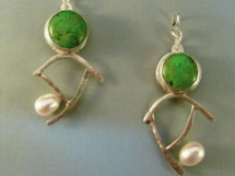 Liane Redpath earrings Bellingham